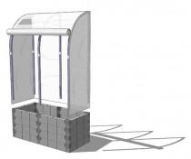 juwel anzucht fr hbeet 3in1 set. Black Bedroom Furniture Sets. Home Design Ideas