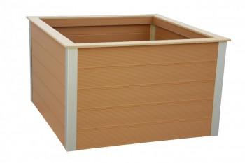 hochbeet wpc f r fr hbeetaufsatz. Black Bedroom Furniture Sets. Home Design Ideas