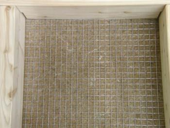 Nagergitter Fur Hochbeete Verzinkt 122x60cm