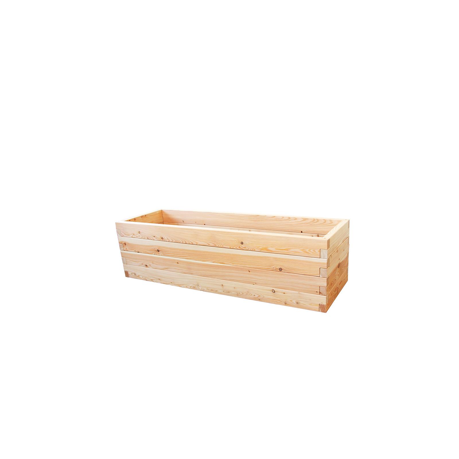 Hochbeet Aus Holz Metall Und Kunststoff